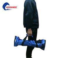 Wholesale 2015 New Fashion quot Portable wheels self balancing smart borad electric scooter skateboard bag roller bolsa with free ship