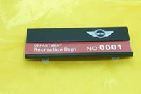 Wholesale custom NEW Fashionstaff name badge magnet tag custom badge high quality
