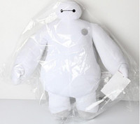 big boy statue - Super Marines Big Hero Baymax Robot Hands Moveable Stuffed Plush Animals Toys Christmas Gfit boy girl s toys