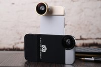 angle cover - R JUST Original Bluetooth Aluminum Wide angle Camera Lens Metal PC Phone Case for iPhone Selfie Moment Cover lente Metal