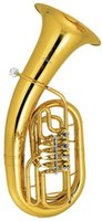 Wholesale Bb Tone Brass Euphonium Four Valves with ABS case shipping time days Musical instruments
