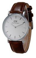 Wholesale men watches Famous Brand Luxury Daniel Wellington Watches DW Watch Men Women Fabric Strap Sports Military Quartz Wristwatch Relojes De Marca