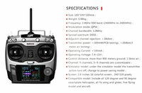 Wholesale 10pcs G AT9 CH Radiolink System RC Radio Transmitter Receiver quadcopter Helicopter airplane colorful screen Remote Control