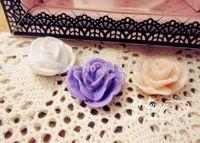 Wholesale resin flower resin flower Flowers Cabochons Cameo DIY YY70246