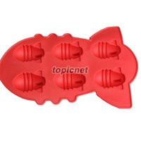 Wholesale ASLT Drink Party Ice Tray Cool Atomic Bomb Shape Ice Cube Freeze Maker Ice Mould order lt no track