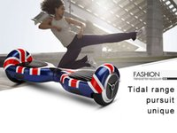 Wholesale In Stock Electric LED Scooters Two Mini Smart Balance Wheels Running Kick Scooter High Load Bearing Top Speed