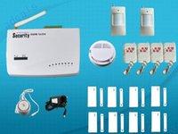 8 sensores de puertas homealarm GSM Wireless Home Seguridad sistema de alarma S210