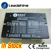 Wholesale Leadshine Digital Stepper Drive DM320C Phase Digital Stepper Drive Max VDC and A