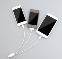 Wholesale High quality in USB mobile phone transmission line chargers date cables charge cables