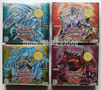 yugioh cards - High Quality English Yugioh Cards Sleeves Yugioh Deck Playing Cards Poker Card Trading Card Yugioh Classic Toys