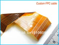 Wholesale FPC P0003 High quality Custom mm FPC cable pin mm length A type Flex Cables for PlayStation