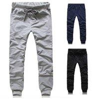harem pants - New Mens Casual Harem Baggy HIPHOP Dance Jogger Sport Sweat Pants Trousers