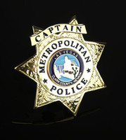 Wholesale The Las Vegas police inspector badges badges LAS VEGAS copper