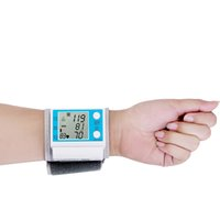 Wholesale High quality wrist sphygmomanometer blood pressure monitor