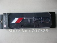 Wholesale TRD Metal Grill emblem D badge CAR EMBLEM Badges top quality come with Retail box