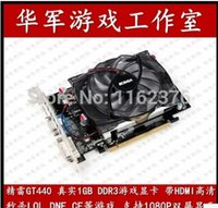 Wholesale GT440 G memory hero alliance Cross Fire CF computer game graphics card