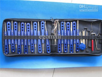 Wholesale high quality piece hook picks Set Locksmith Tools for Car Opener Door Opener H153 A2