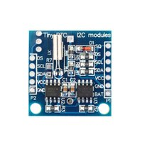 Wholesale For Arduino AVR ARM PIC SMD AT24C32 I2C RTC DS1307 Real Time Clock Module