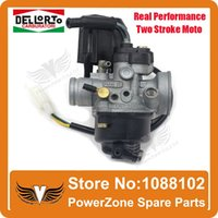 carburetor 2 stroke - Performance Two Stroke cc Dellorto Carburetor Fit ZONGSHEN PIAGGIO TYPHOON JOG50 Motorcycle Stroke cc Parts order lt no