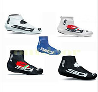 Wholesale 2014 SIDI Cycling Shoe Covers Cycling Jersey Ciclismo Overshoe Bicycle Shoes Care Cycling Tight Bike Kits Windproof MTB Cycling Protective