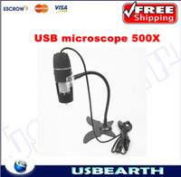 Wholesale Portable Digital USB microscope X X X In built White Light LED x X USB magnifier