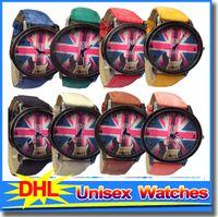 best american watches - Women Men Fashion Luxury Quartz Watch Retro American Flag Best Watches For Male Female Couples Clock