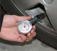 Wholesale 10 PSI Car Truck Dial Tire Gauge Meter Precision Pressure Tyre Measure Metal