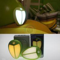 Wholesale Beatles Shape Human Body Energy efficient LED Induction Motion Sensor Light Night Light For Corridor bedroom washingroom