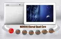 Wholesale Ainol Eternal Novo Android Tablets Captain inch Android Quad Core Bluetooth HDMI Dual Camera MP tablet pc