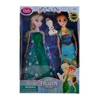 Cheap Frozen Elsa Anna Olaf Toys Best Frozen Birtday Surprise