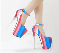 Wholesale New cm High Heels sexy nightclub shoes women s shoes