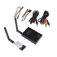 Wholesale Coomatec RC805 TS351 Ch FPV G mW AV Receiver with Transmitter TX KM M