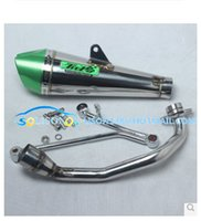 Wholesale For Fu Xi RSZ fast eagle exhaust ideas motorcycle exhaust pipe modified motorcycle exhaust pipes