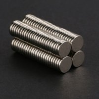 Wholesale mm x mm Disc Rare Earth Neodymium Super Strong Magnets N35 Craft Model