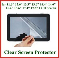 Wholesale 50pcs Ultra Clear Screen Protector for quot quot quot quot quot quot quot quot Laptop LCD Screen Monitor Protective Film