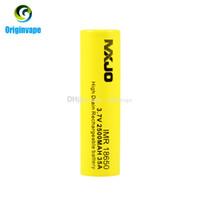 Wholesale Original Battery mah A Discharge Hugest Capacity and High Drain Batteries PK VTC5 VTC4 DHL