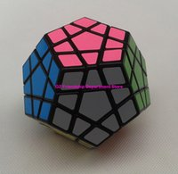 best megaminx - Best shengshou megaminx cube SS Megaminx twist puzzle toy Black White in stock ePacket
