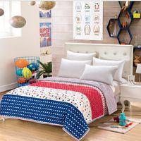 Wholesale Sookie Home Textile New Cool Patchwork Cotton Pure Elegant Flower Fresh Summer Quilt Comforter