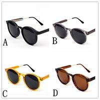 Wholesale NEW Lady Polarized Sunglasses Vintage Goggles Outdoor Eyeglasses UV400 Protection AAA Colors Glasses DHL