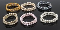attend party - Bridal Bridesmaid Bracelets Fresh Water Pearl Hand Chain Romantic Trendy Attend A Wedding Party Valentine s Day Gifts For A Girlfriend