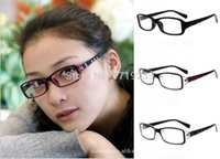 Wholesale Fashion Uv400 Blue Film Plain Mirror Anti fatigue Unisex Glasses Goggles Anti radiation Computer Glasses Glasses Frame