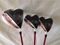 Wholesale golf clubs Aero burner driver loft Aeroburner fairway woods Regular Aero burner Golf woods Come headcover