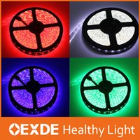 ac variety - 5M Roll LED Strip Lights SMD5050 SMD3528 LEDs M Waterproof With Variety of Emitting Color Red Green Blue White RGB