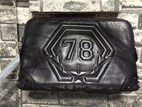 Wholesale Top quality genuine leather designer men handbags P0110 Luxury High quaity Men s pouches