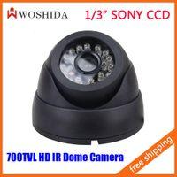 ccd dome camera - 1 quot SONY CCD Dome Camera Home Indoor HD IR Security Camera CCTV Camera TVL Night Vision Black Woshida