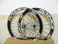 ace alloy wheels - 2015 Hot sales ruedas carbono carbon bike wheels mm c full carbon bike wheels with Powerway R36 carbon alloy wheels clincher DORA ACE