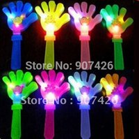 Wholesale Concert clap Plastic hand clap with flash