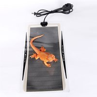 Wholesale New Pets Heating Pad Reptile Aquatic Small Animals Temperature Regulation Heat Plate Cushion Supplies