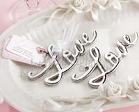 beautiful wedding favours - Beautiful LOVE Bottle Stopper wedding favors party favors souvenir wedding favours wedding gifts for guests