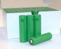 Wholesale 3 V US18650 VTC5 mAh A Rechargeable Li on Battery for Sony Fit E Cigarette Mod LED Torch Digital Camera Free DHL